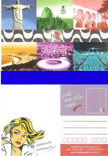 cartão rio janeiro