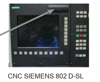 cartão sandisk 512m com adap,torno cnc centro usinagem