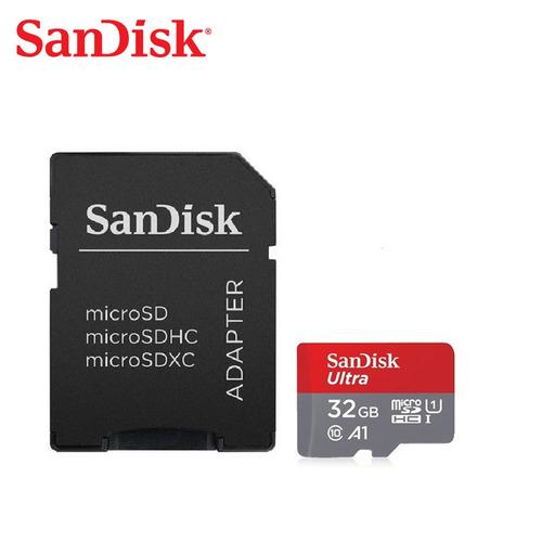 cart?o sandisk ultra 533x microsdhc com adaptador sd