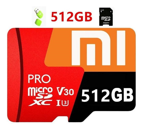cartão sd xiaomi 512gb