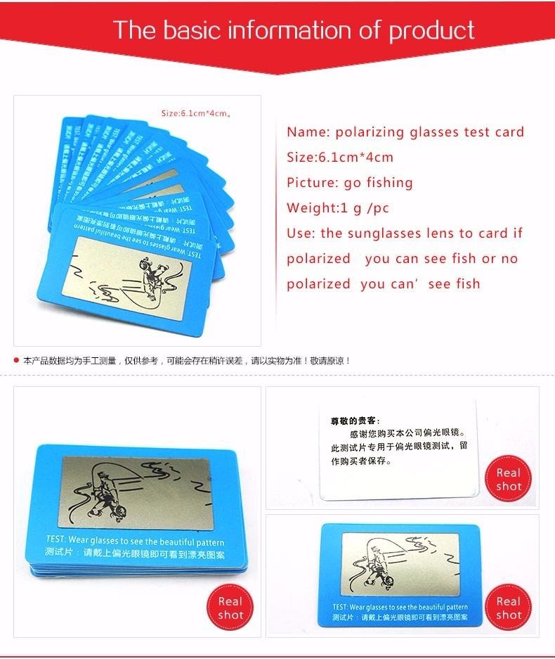 Cartão Teste Para Lentes De Óculos Polarizado - R  30,00 em Mercado ... fbc1b3146f