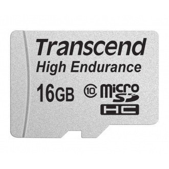 cartão transcend microsdhc 16gb classe 10 high endurance