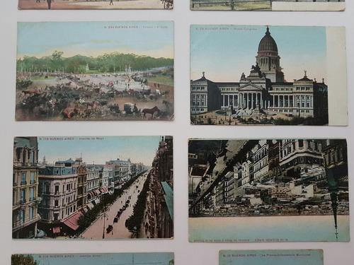 cartões postais coleção