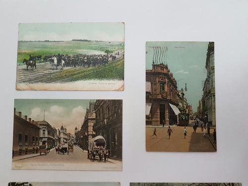 cartões postais colecão
