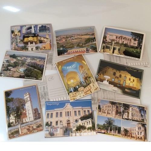cartões postais de itapetininga sp -só encontra aqui!