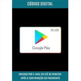 5b88b8a093ce Vale Presente Googl Play no Mercado Livre Brasil