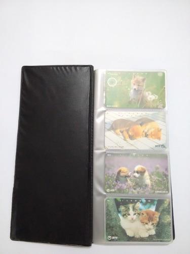 cartões telefônicos do japão