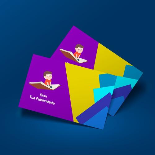 cartões visita, serviços