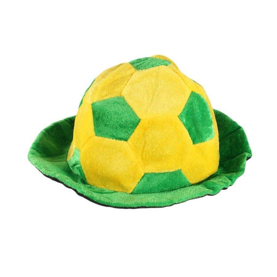 cartola bola verde e amarela torcida brasil copa 2018. Carregando zoom. 1f1ce514724