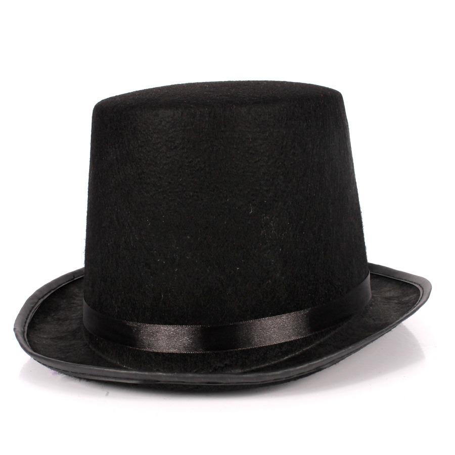f9bfaa25d1781 cartola chapéu noivo mágico preta cosplay plástico aveludado. Carregando  zoom.