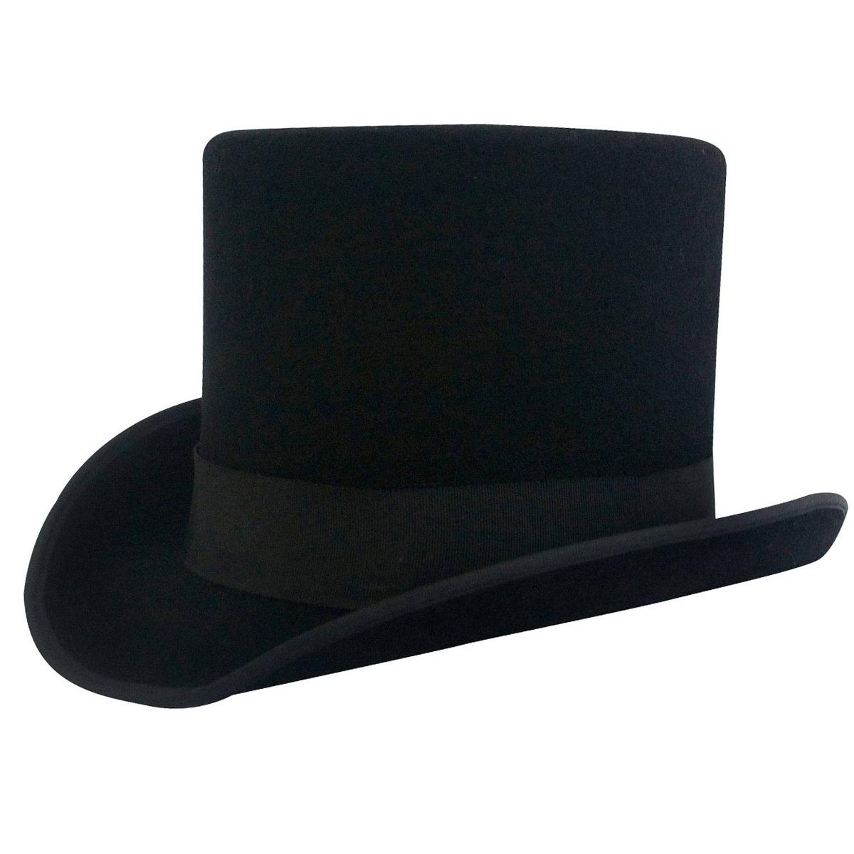 Cartola Inglesa Pralana-preto-tamanho 58 - R  229 0462cd6fe6d