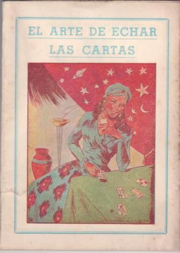 cartomancia- tarot el arte de echar las cartas