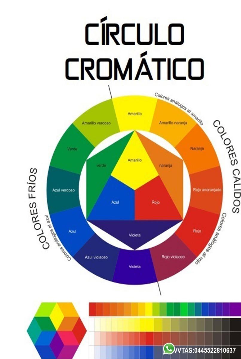 circulo de colores en mac
