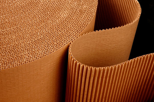 cartón corrugado rollo (mudanza, construcción, pintureria)