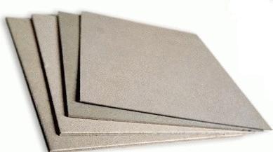 carton gris 1 mm  70 x 100