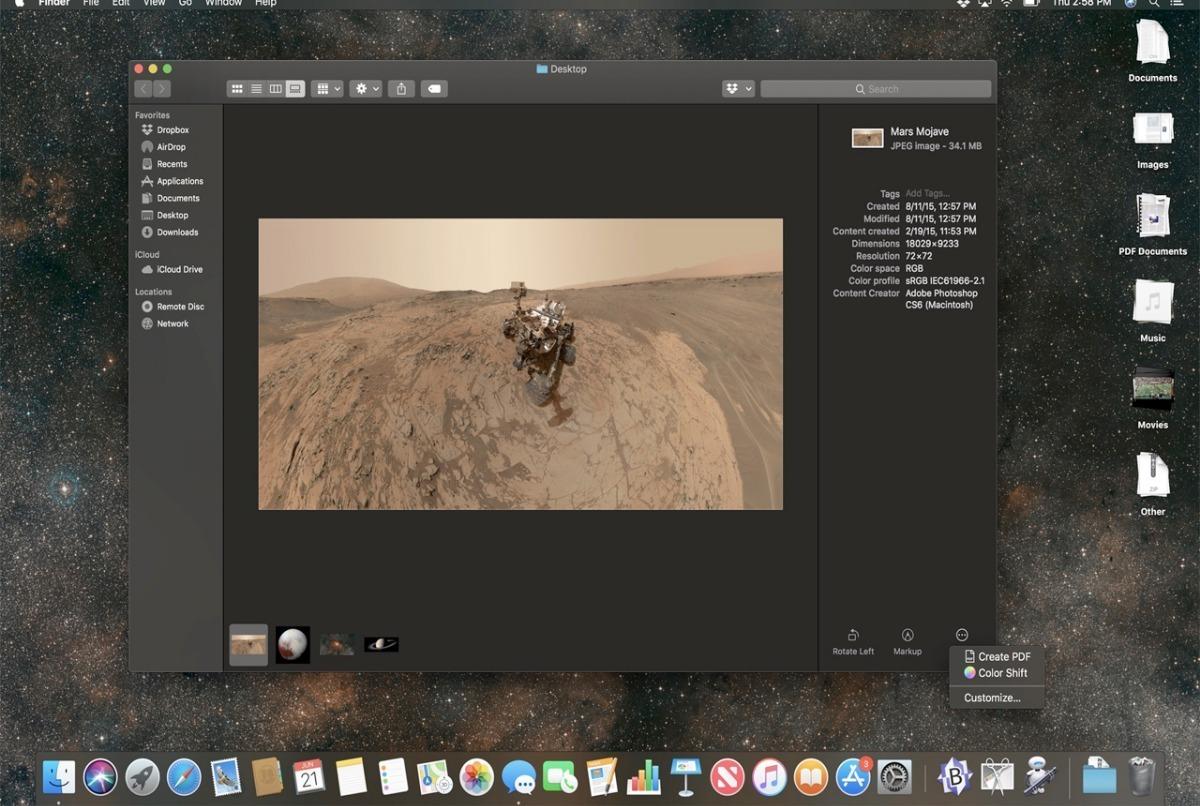 Carton(0macos X Mojave 10 14 Actualizable Dvd/dmg