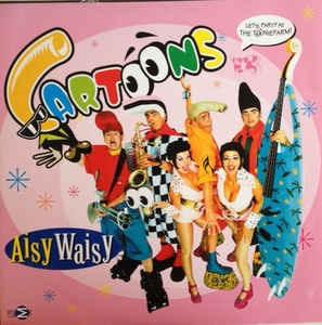 cartoons aisy waisy promo 12 dj mix dance flash house import