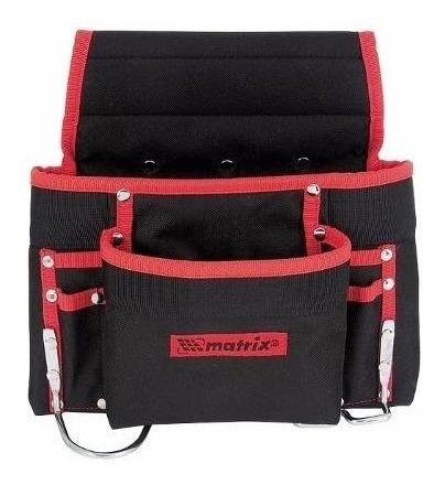 cartucheira bolsa de cinto para ferramentas com 8 bolsos e s