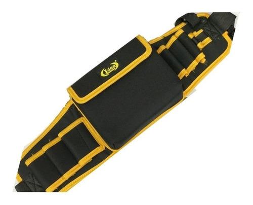 cartucheira carpinteiro bolsa pochete profissional reforcada