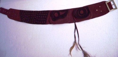 cartucheira - modelo kwanyis - conjunto vazio