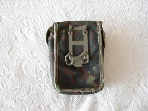 cartuchera (bolsillo para magazine) fusil g3 flecktarn