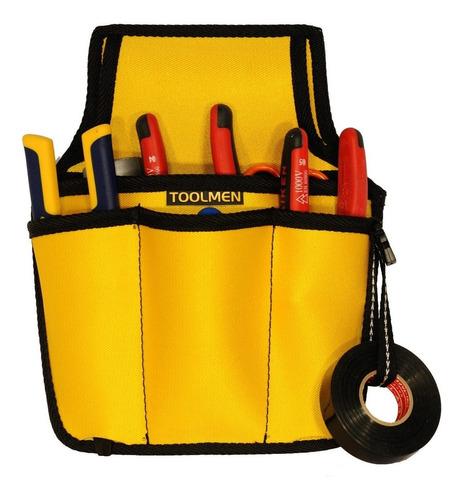 cartuchera bolso portaherramientas dieléctrico toolmen t60