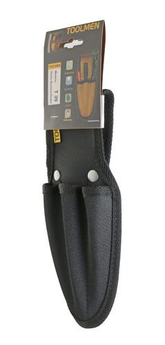 cartuchera porta destornilladores herramientas toolmen t39