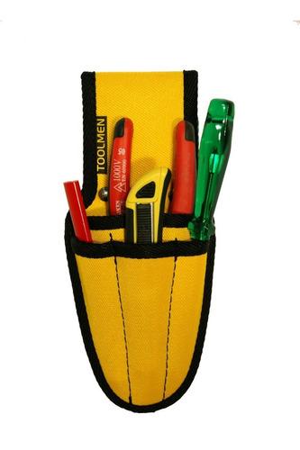 cartuchera porta herramientas destornilladores toolmen t24