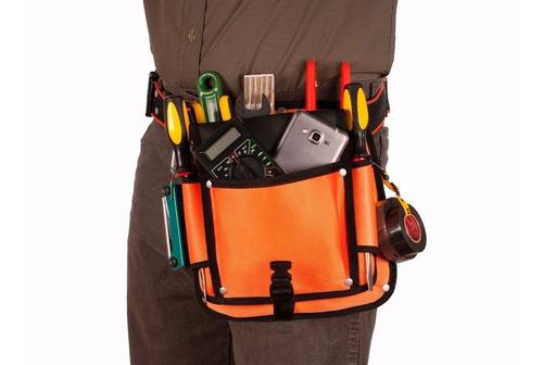 cartuchera porta herramientas toolmen raptor t900