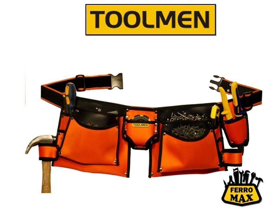 cartuchera porta herramientas toolmen t36 el doble súper. Cargando zoom. 1b476efd20b2
