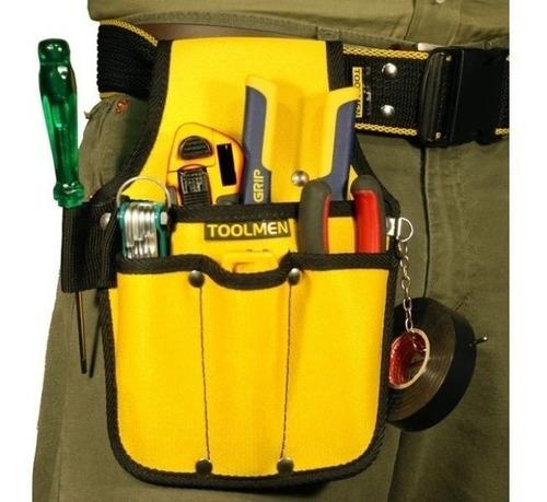 cartuchera porta herramientas toolmen t92 electricista