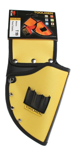 cartuchera portaherramienta taladro atornillador toolmen t99