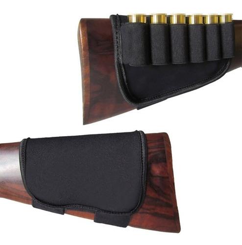 cartuchera tiros 16 o 12 culata d escopeta funda cazeria