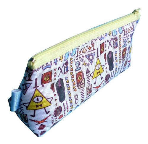 cartuchera triangular de gravity falls