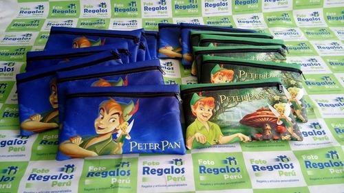 cartucheras personalizada cumpleaños - fotoregalos perú
