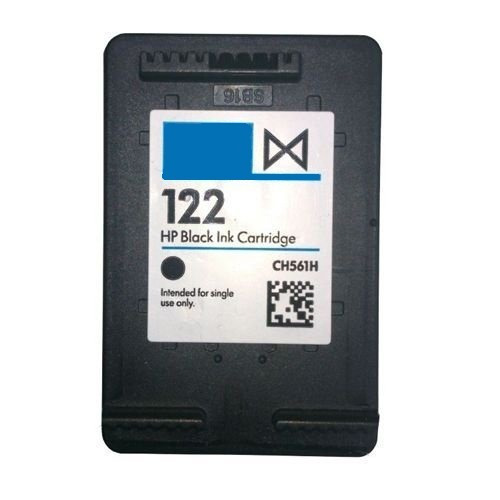 cartucho 122xl preto black remanufaturado 25ml de tinta