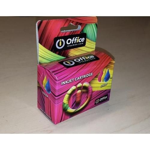 cartucho alternativo hp 22 xl color office c9352a