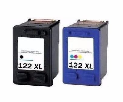 cartucho alternativo para 122xl negro 3050 2050