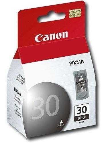 cartucho canon 30 negro pg-30 original