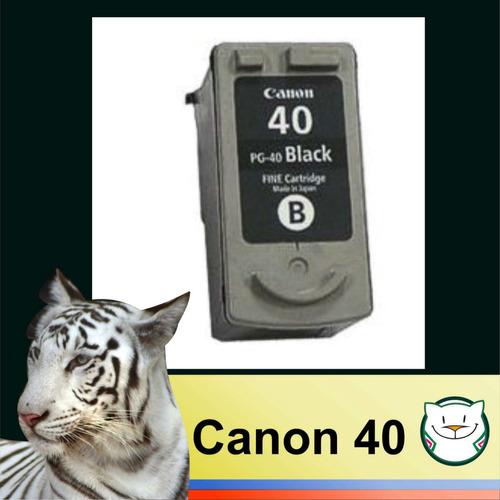 cartucho canon 40