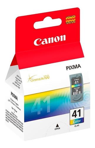cartucho canon 41 color original cl41