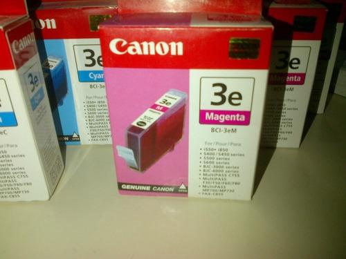 cartucho canon bci-3e