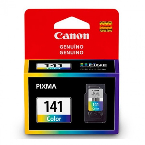 cartucho canon color cl-141 compatible con pixma mg3510 mx39