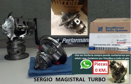 cartucho cent turbo 1,9 tdi audi volkswagen vento bora