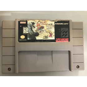 Cartucho Chrono Trigger Super Nintendo - Original