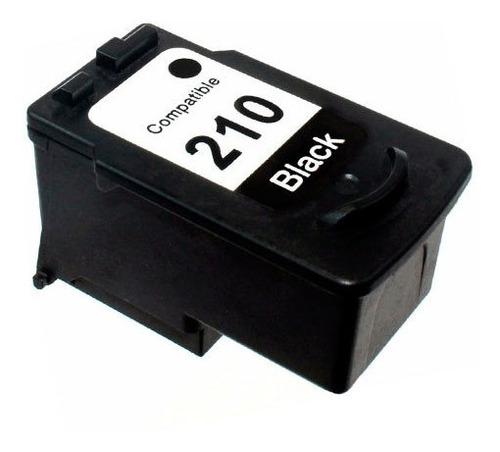 cartucho compatible canon pg-210xl negro ip2702,mp240