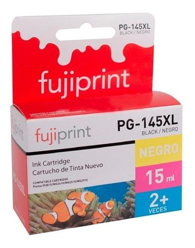 cartucho compatible con canon pg-145 negro ip2810, mg2410, m