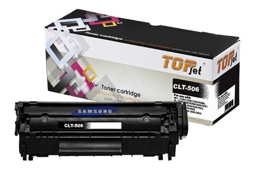 cartucho compatible y506s amarillo samsung clp-680/clx6260