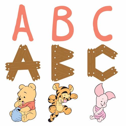 cartucho cricut - pooh font set