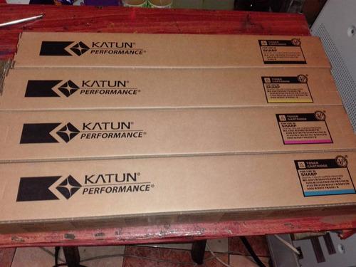 cartucho de color cyan katun mx2600 mx3100 4101 5001